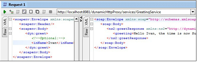 Dynamic HTTP Proxy with Mule – The Blog of Ivan Krizsan