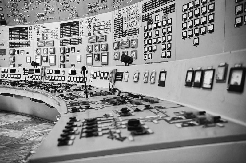 My virtual laboratory in its finished state. Photo by Yovko Lambrew.