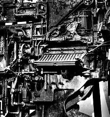 A virtual machine. Photo by Feliciano Guimarães.