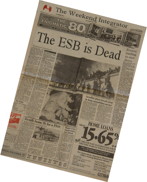 The ESB is Dead – Testament of a System Integrator – The Blog of