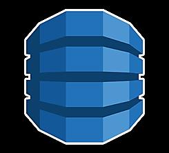 DynamoDB logo by AWS - Amazon Web Service, CC BY-SA 4.0.